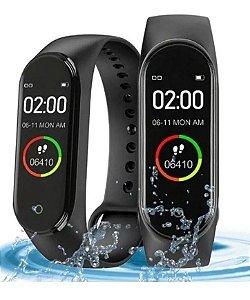 Pulseira Relógio Inteligente Smartband M4 -Smart Watch