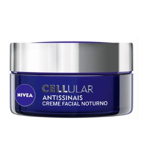 CREME FACIAL NIVEA ANTISSINAIS CELLULAR NOITE 51g - 9856