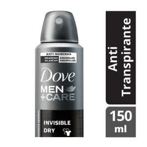 DESODORANTE AEROSOL DOVE MEN INVISIBLE DRY 150ml - 2819