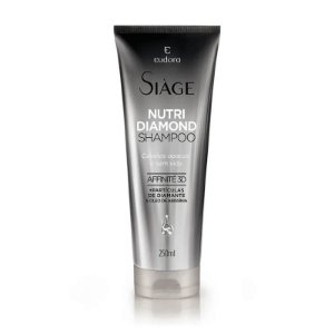SHAMPOO SIAGE NUTRI DIAMOND 250ml - 4086