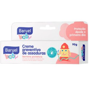 CREME PREVENTIVO DE ASSADURAS BARUEL 90g - 2858