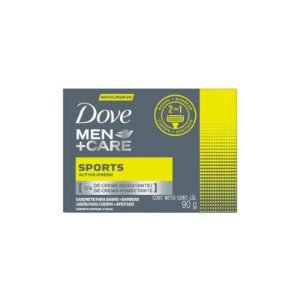 SABONETE EM BARRA DOVE MEN CARE SPORTS 90g - 6072