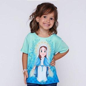 CAMISETA INFANTIL GRACINHA AK4288