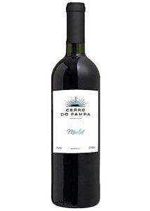 Vinho Cerro do Pampa Merlot