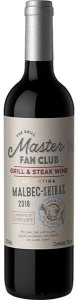 Vinho Tinto Argentino The Grill Master Fan Club