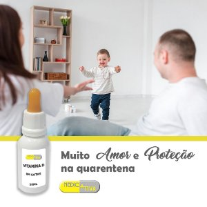 Vitamina D3 Kids 400ui - Gotas