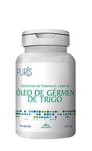 Óleo de Germen de Trigo - 60 Cápsulas