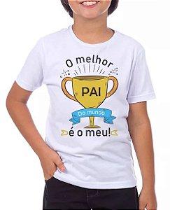 O MELHOR PAI TROFÉU-MASCULINA INFANTIL