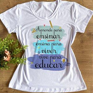 VIVE PARA EDUCAR