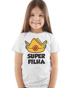 SUPER FILHA COROA-FEMININA INFANTIL