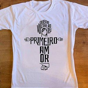 PRIMEIRO AMOR-MASCULINO ADULTO