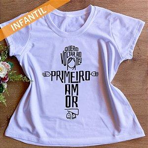 PRIMEIRO AMOR - FEMININA INFANTIL