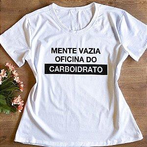 MENTE VAZIA OFICINA DO CARBOIDRATO