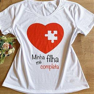 MINHA FILHA ME COMPLETA