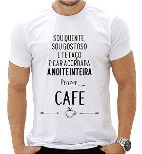 PRAZER , CAFÉ - MASCULINO ADULTO