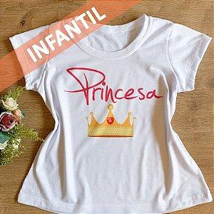 PRINCESA - FEMININA INFANTIL
