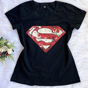 SUPERMAN - FEMININA ADULTA