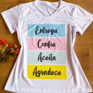 CONFIA , ACEITA COLORIDA