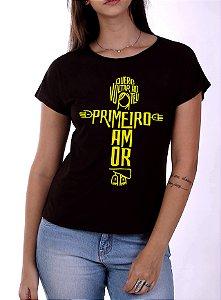 PRIMEIRO AMOR - ALGODÃO