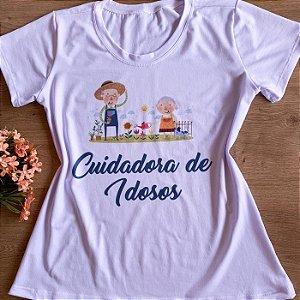 CUIDADORA DE IDOSOS CAMPO