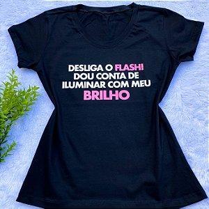 DESLIGA O FLASH