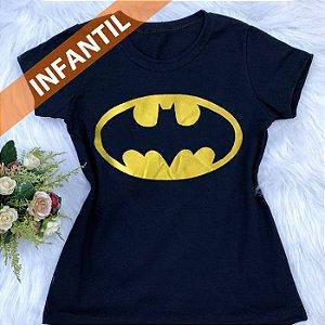 BATMAN- FEMININA INFANTIL