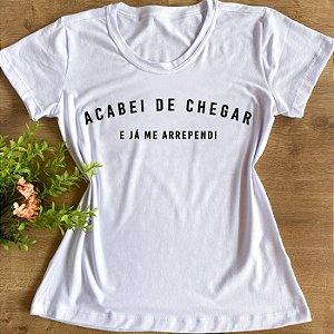 ACABEI DE CHEGAR