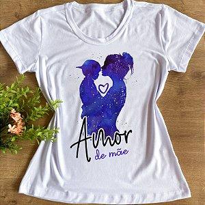 AMOR DE MÃE MENINO FUNDO AZUL