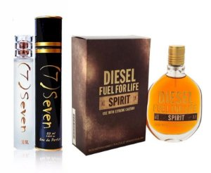Diesel Fuel for Life - Seven 14