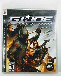 Jogo G.I. Joe The Rise of Cobra - PS3