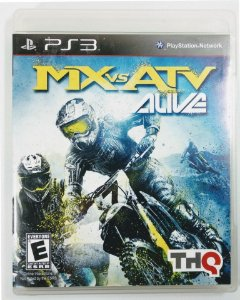 Jogo Mx vs Atv Alive - PS3