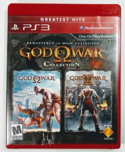 Jogo God of War Collection - PS3
