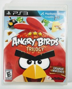 Jogo Angry Birds Trilogy - PS3