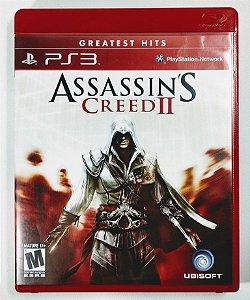 Jogo Assassins Creed II - PS3