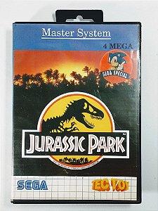 Jogo Jurassic Park - Master System