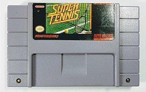 Jogo Super Tennis Original - SNES