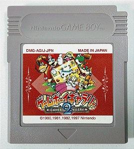 Jogo Game & Watch Gallery 2 original [JAPONÊS] - GB