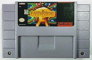 Jogo Earthbound (em português) - SNES
