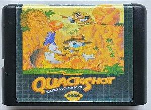 Jogo Quackshot - Mega Drive