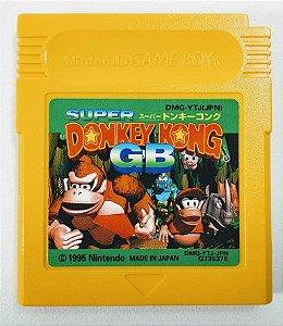 Jogo Super Donkey Kong original [JAPONÊS] - GB