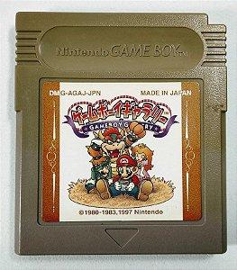 Jogo Game & Watch Gallery original [JAPONÊS] - GB
