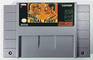 Jogo Final Fight - SNES