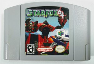 Jogo Star Fox 64 Original - N64