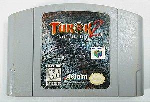 Jogo Turok 2 Seeds of Evil Original - N64