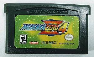 Jogo Mega man Zero 4 - GBA