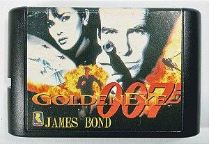 Jogo James Bond 007 - Mega Drive