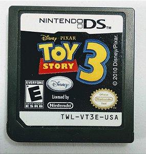 Jogo Toy Story 3 Original - DS