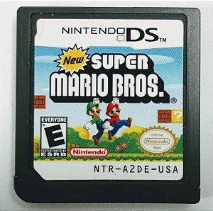 Jogo New Super Mario Bros Original - DS