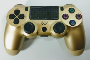 Controle sem fio Gold - PS4