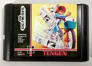 Jogo Paperboy - Mega Drive